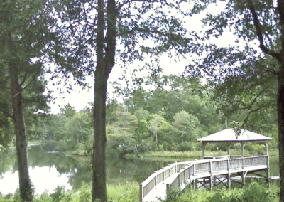 Hewett Lake Gazebo