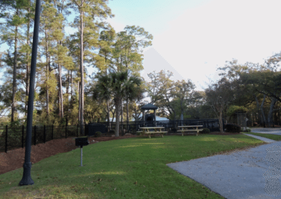 Waterpark Picnic Area