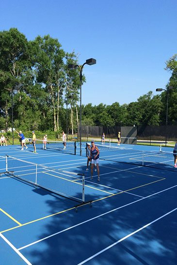 Tennis/Pickleball Courts